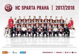 Sparta v sezone 2017/2018