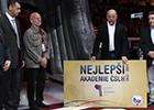 Přehrát video: Sparta nejlepší Akademií ČSLH