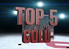 Přehrát video: TOP 5 gólů první čtvrtiny základní části