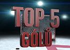 Přehrát video: TOP 5 gólů druhé čtvrtiny základní části